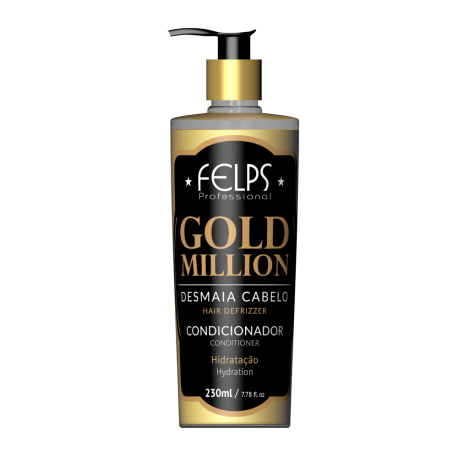 Felps Gold Million Odżywka do piel. 230ml